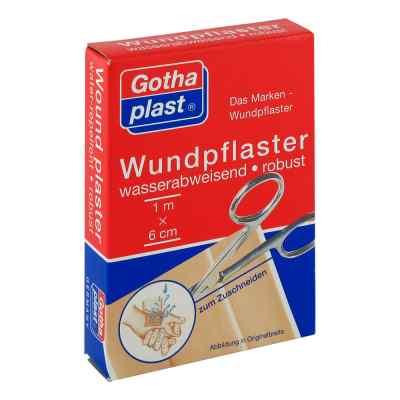 Gothaplast Wundpfl.robust 1mx6cm wasserabweis.  zamów na apo-discounter.pl