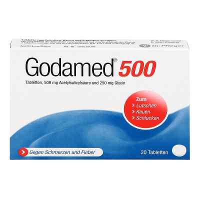 Godamed 500 Tabl.  zamów na apo-discounter.pl