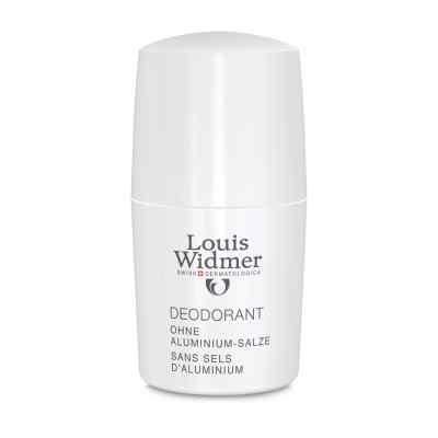 Louis Widmer dezodorant bez soli aluminium, nieperfumowany  zamów na apo-discounter.pl