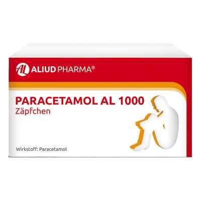 Paracetamol Al 1000 Suppos.  zamów na apo-discounter.pl