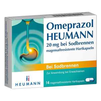 Omeprazol Heumann 20mg b.Sodbr. ms.r.Hartk.