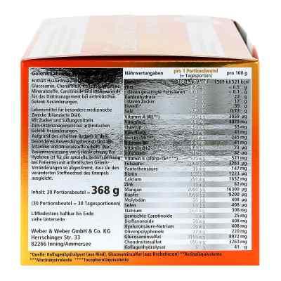 Gelenk Pro Hyaluron, odżywka na stawy w proszku