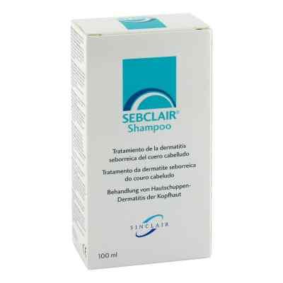 Sebclair szampon leczniczy  zamów na apo-discounter.pl