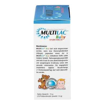 Multilac Baby Synbiotikum Portionsbeutel  zamów na apo-discounter.pl
