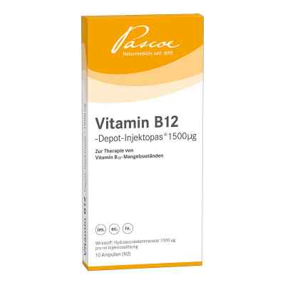 Witamina B12-Depot injektopas ampułki 1500 μg  zamów na apo-discounter.pl