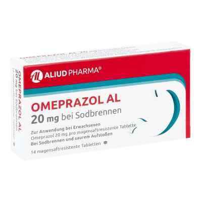Omeprazol Al 20mg Bei Sodb Tabl. magensaftr.