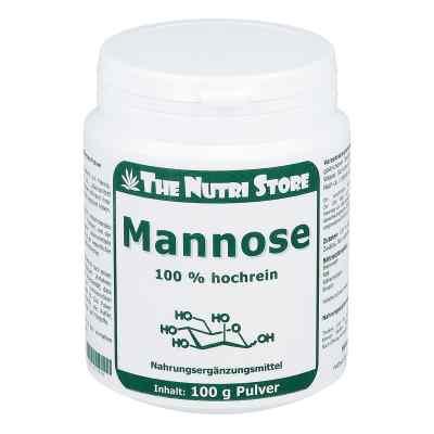 Mannose 100% rein Pulver