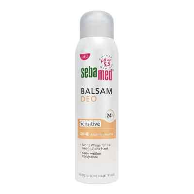 Sebamed Balsam Deo Sensitive dezodorant, spray  zamów na apo-discounter.pl