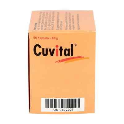Cuvital kapsułki  zamów na apo-discounter.pl
