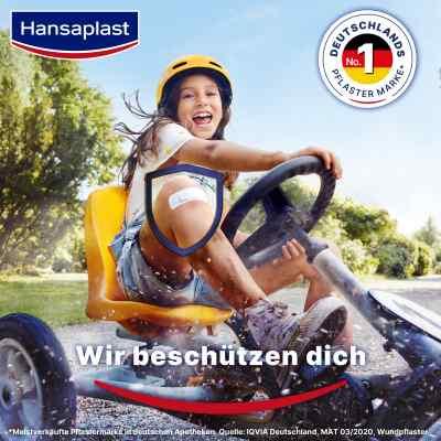 Hansaplast Classic Pflaster 5mx4cm plaster  zamów na apo-discounter.pl