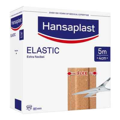 Hansaplast Elastic Pflaster 5mx4cm  zamów na apo-discounter.pl