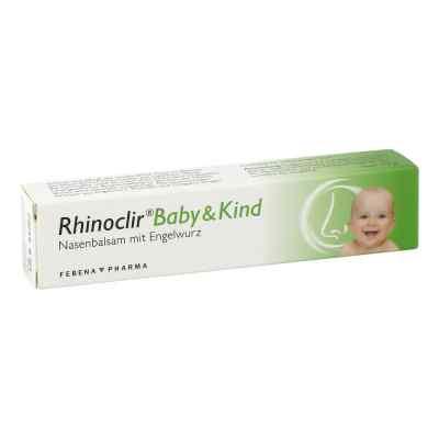 Rhinoclir Baby & Kind Balsam  zamów na apo-discounter.pl