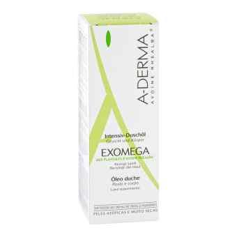 A-Derma Exomega olejek pod prysznic  zamów na apo-discounter.pl