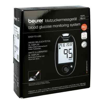 Beurer Gl44 Blutzuckermessg.mg/dl  zamów na apo-discounter.pl