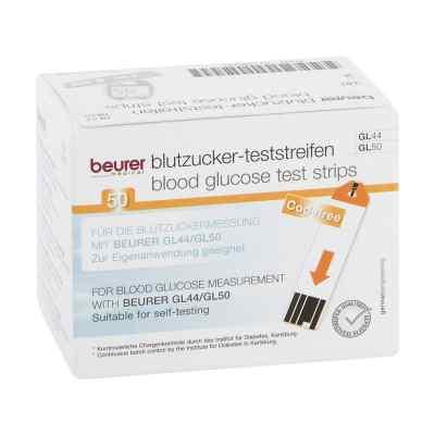 Beurer Gl44/50 Teststreifen  zamów na apo-discounter.pl