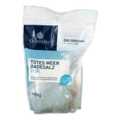Dermasel sól do kąpieli z Morza Martwego   zamów na apo-discounter.pl