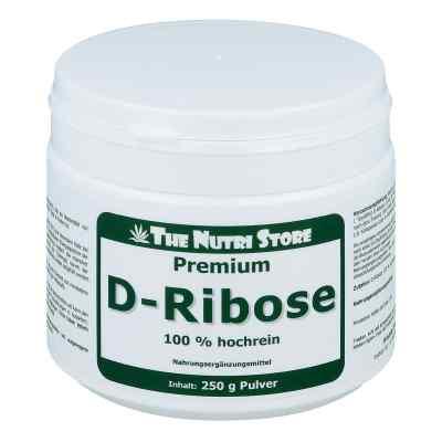 D-ribose 100% proszek  zamów na apo-discounter.pl