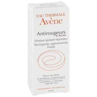 Avene Antirougeurs Calm maseczka łagodząco-regenerująca