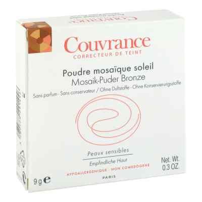 Avene Couvrance mozaikowy puder brązujący + lusterko