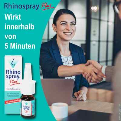 Rhinospray plus na katar z urządzeniem dozującym  zamów na apo-discounter.pl
