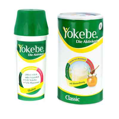 Yokebe zestaw startowy z shakerem