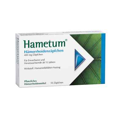 Hametum Haemorrhoiden Zaepfchen  zamów na apo-discounter.pl