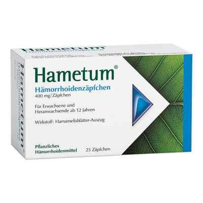 Hametum Haemorrhoiden Zaepfchen