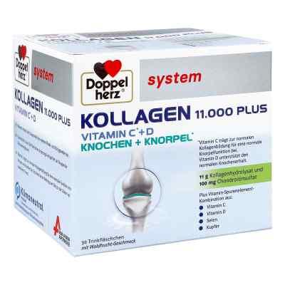 Doppelherz System Kollagen 11000 Plus w ampułkach  zamów na apo-discounter.pl