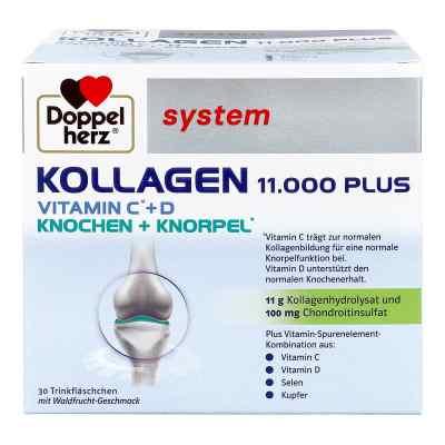 Kolagen do picia Doppelherz System Kollagen 11000 w ampułkach  zamów na apo-discounter.pl