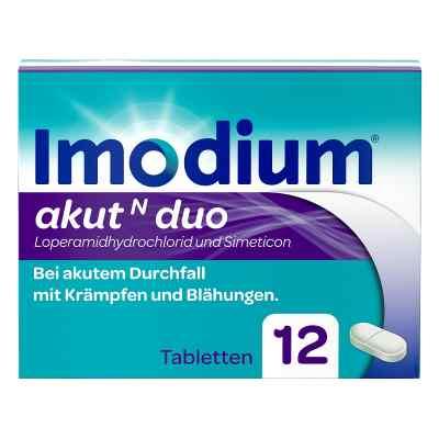 Imodium akut N duo Tabl.  zamów na apo-discounter.pl