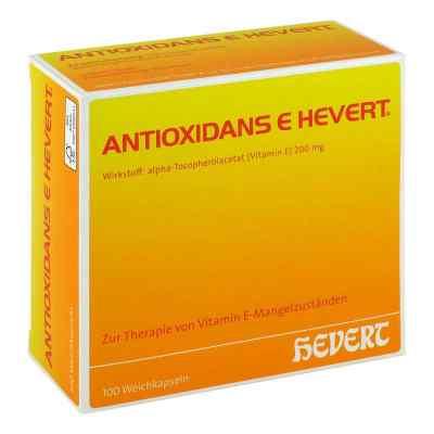 Antioxidans E Hevert Kapseln  zamów na apo-discounter.pl