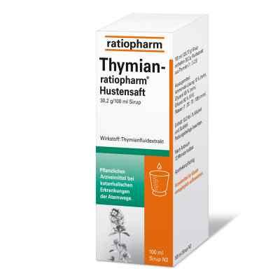 Thymian Ratiopharm Hustensaft  zamów na apo-discounter.pl