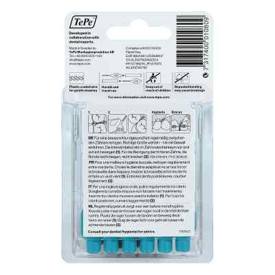 Tepe szczoteczka międzyzębowa 0,6mm niebieska  zamów na apo-discounter.pl
