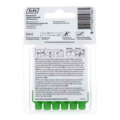 Tepe szczoteczka międzyzębowa 0,8mm zielona  zamów na apo-discounter.pl