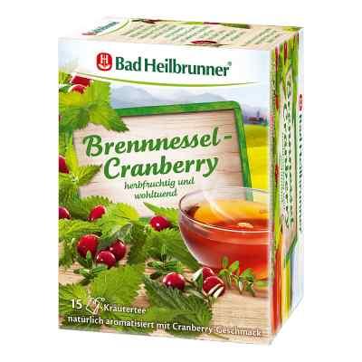 Bad Heilbrunner herbata z pokrzywą  zamów na apo-discounter.pl