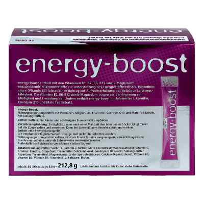 Energy boost Orthoexpert Granulat
