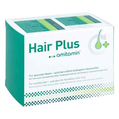 Amitamin Hair Plus kapsułki  zamów na apo-discounter.pl