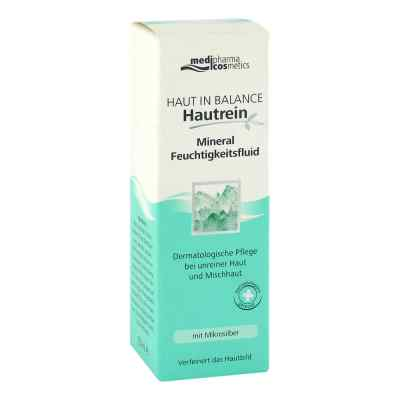 Haut In Balance Mineral fluid nawilżający  zamów na apo-discounter.pl