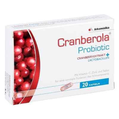 Cranberola Probiotic Kapseln