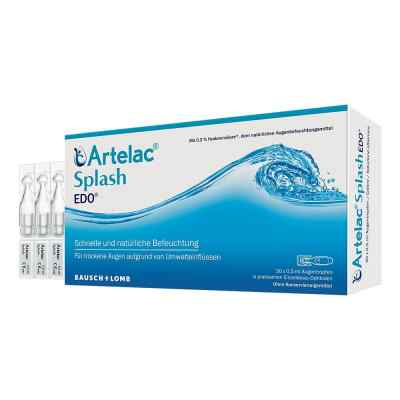 Artelac Splash Edo krople do oczu 30x0,5ml