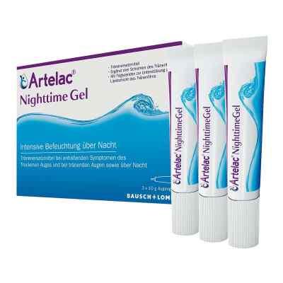 Artelac Nightime żel do oczu do stosowania na noc