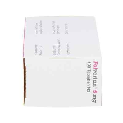 Folverlan 5 mg Tabl.  zamów na apo-discounter.pl