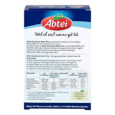 Abtei krzemionka+biotyna tabletki