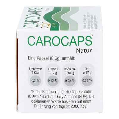 Carocaps 50 Natur kapsułki  zamów na apo-discounter.pl