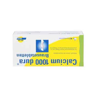 Calcium 1000 dura Brausetabletten  zamów na apo-discounter.pl