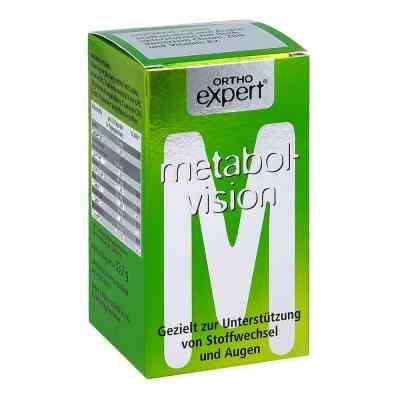 Orthoexpert Metabol Vision kapsułki  zamów na apo-discounter.pl