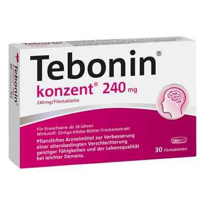 Tebonin konzent 240 mg Filmtabl.