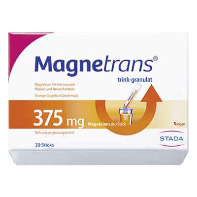 Magnetrans trink 375 mg saszetki  zamów na apo-discounter.pl