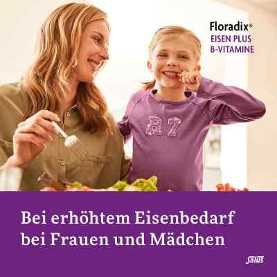Floradix żelazo i wit. B w kapsułkach