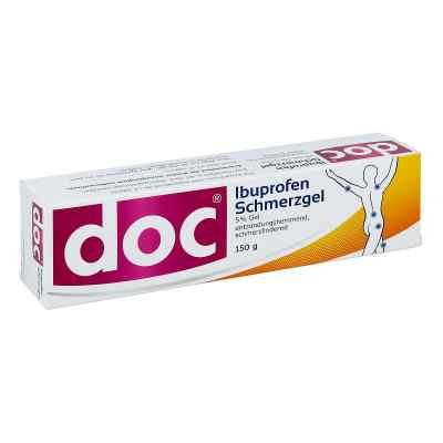 Doc Ibuprofen, żel przeciwbólowy 5%  zamów na apo-discounter.pl